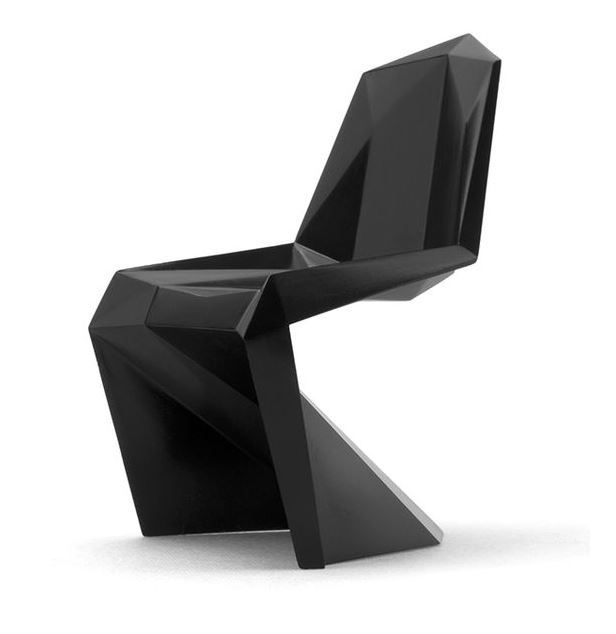 Chaise Inspiration Verner Pantone