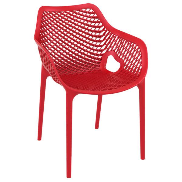 fauteuil polypropylène