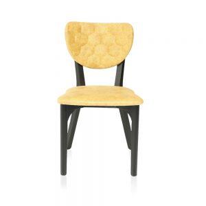 chaise boo jaune