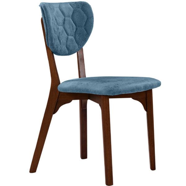 chaise Boo Bleu