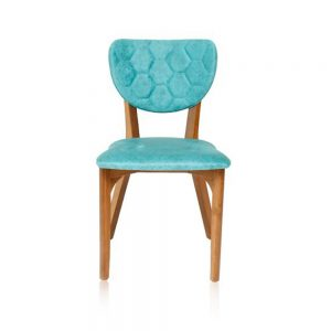 chaise boo turquoise