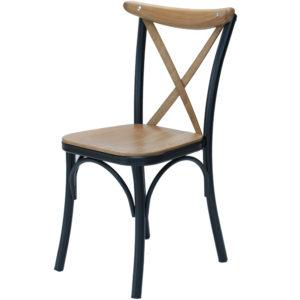 Chaise lacroix bois coffee meuble