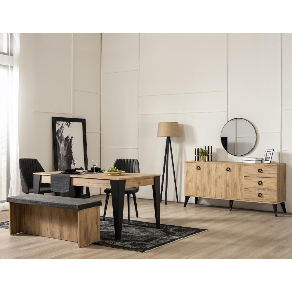 Miroir Salle De Sejour miroir polite-grand – coffee meuble