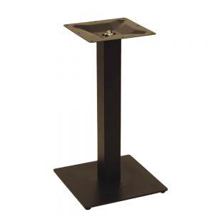 pied de table acier flat