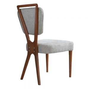 chaise palace gris