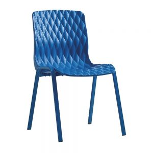 chaise royal bleu