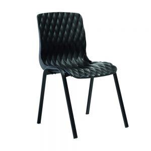 chaise royal noir