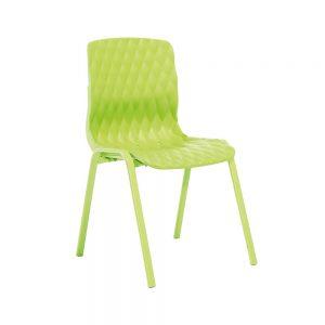 chaise royal vert