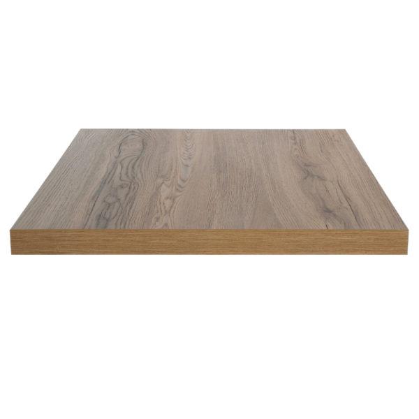 plateau de table bois epais